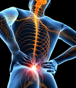 Man with chronic back pain in San Antonio, TX